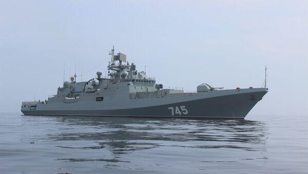 Ammiraglio Grigorovich - Sputnik Italia