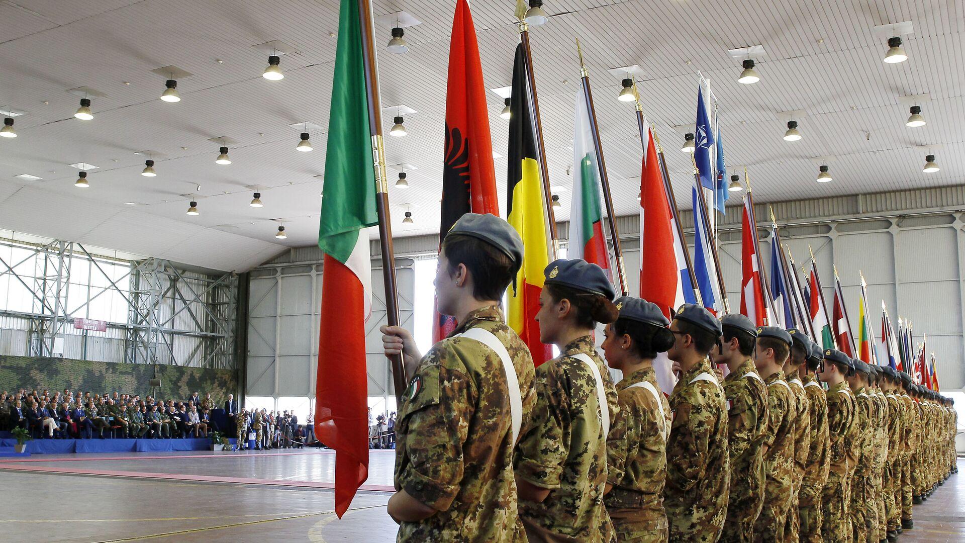 Esercitazioni NATO Trident Juncture in Italia - Sputnik Italia, 1920, 10.06.2021