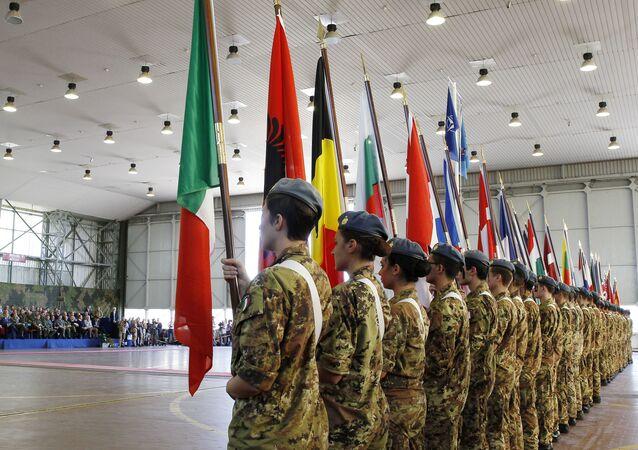 Esercitazioni NATO Trident Juncture in Italia