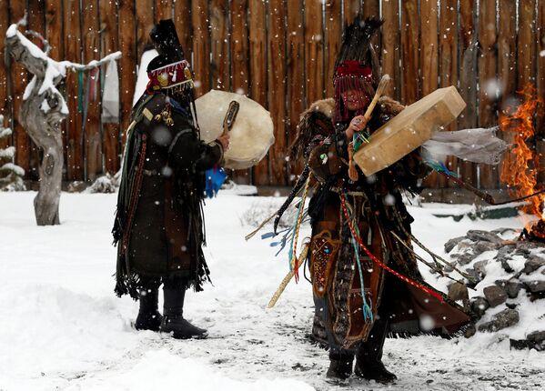 Inverno Siberiano - Sputnik Italia