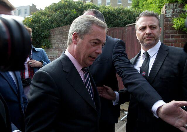Nigel Farage, UKIP