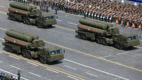 Parata Militare del Giorno della Vittoria: lanciarazzi S-400 - Sputnik Italia