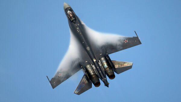 Sukhoi SU-35 - Sputnik Italia