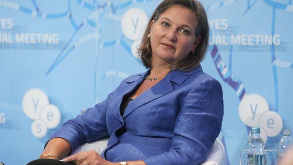 Assistente Segretario di Stato per gli affari europei Nuland - Sputnik Italia