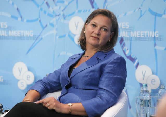 Assistente Segretario di Stato per gli affari europei Nuland