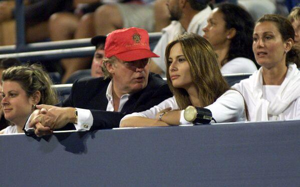 La nuova first Lady, Melania Trump - Sputnik Italia