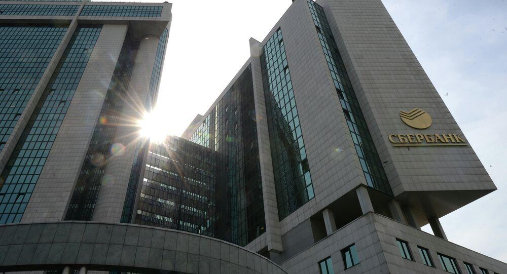 Sberbank, la principale banca in Russia