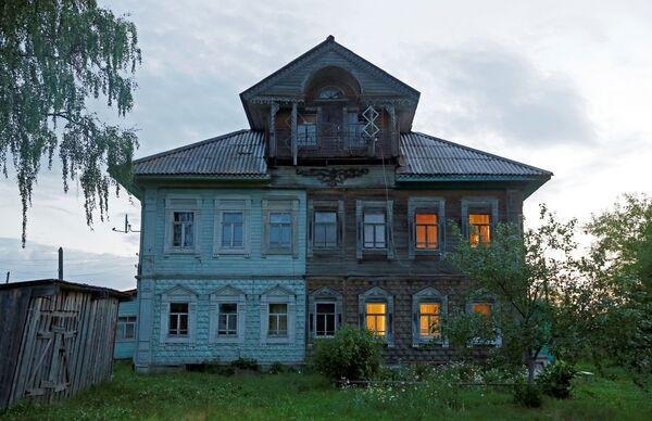 L' architettura tradizionale russa - Sputnik Italia
