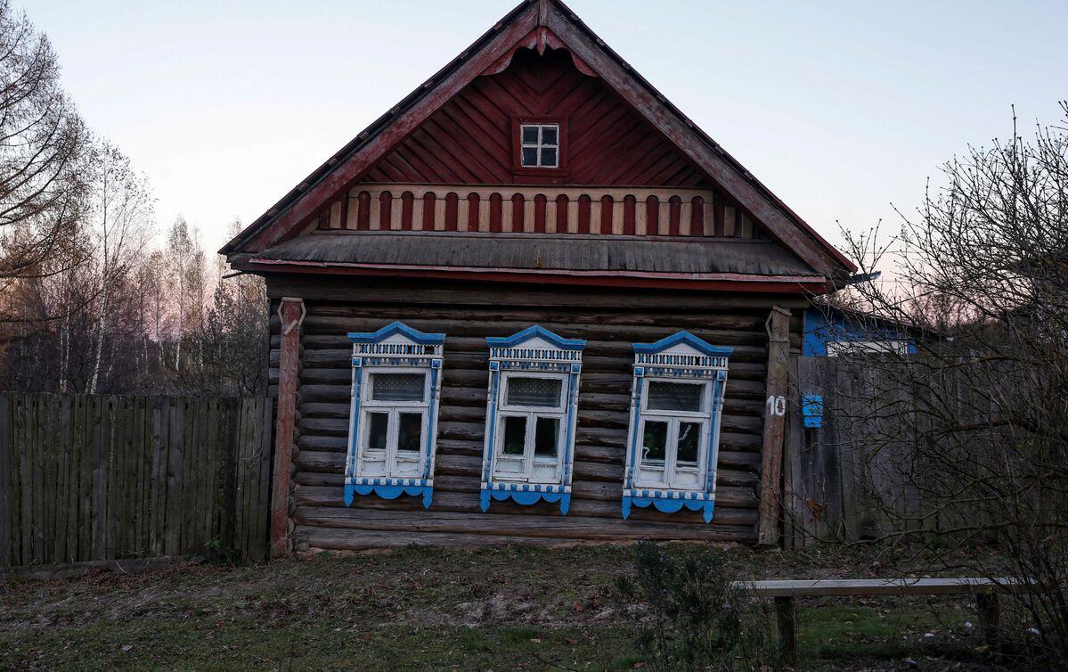 Casette Russe Di Campagna le casette di legno della campagna russa - sputnik italia