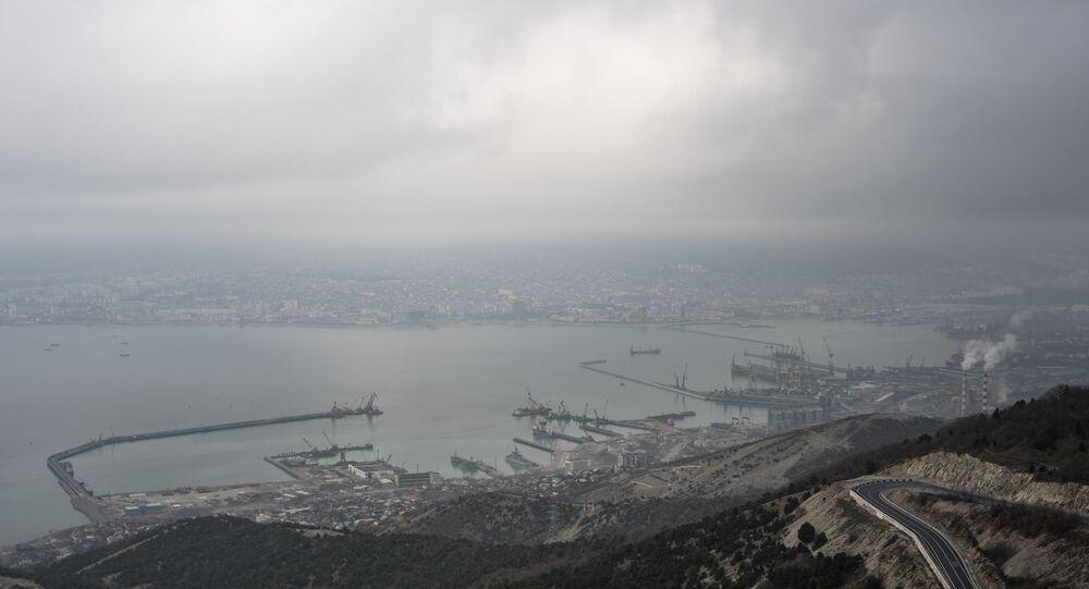 Il porto di Novorossiysk