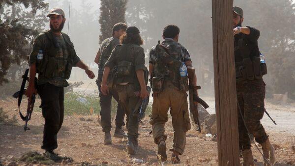 Militanti dell'Al-Nusra Front - Sputnik Italia