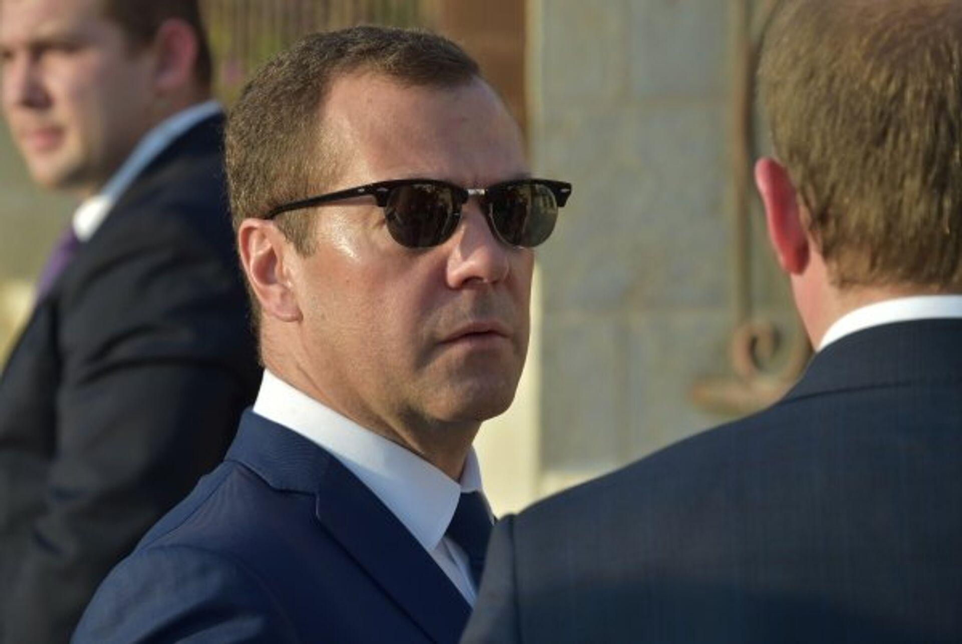 Dmitry Medvedev in Palestina - Sputnik Italia, 1920, 03.07.2021