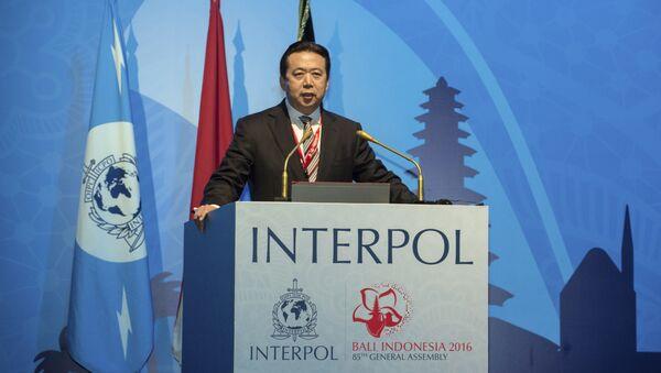 Meng Hongwei, nuovo direttore dell'Interpol - Sputnik Italia