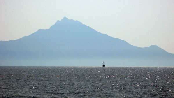 Chalkidiki, Mount Athos - Sputnik Italia