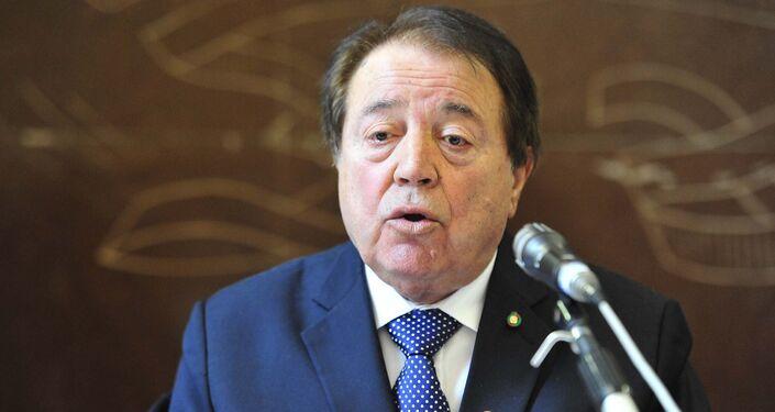 Alberto Drudi, Presidente della Camera di Commercio di Pesaro ed Urbino, membro del Consiglio della Camera di Commercio Italo-Russa