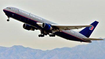 Боинг - 767 авиакомпании United Airlines