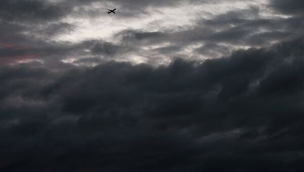 Un aereo United Airlines - Sputnik Italia