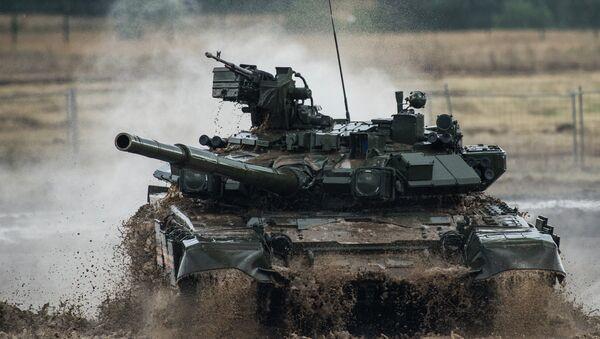 The T-90 tank - Sputnik Italia