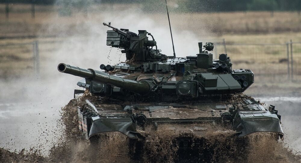 Carro armato T-90