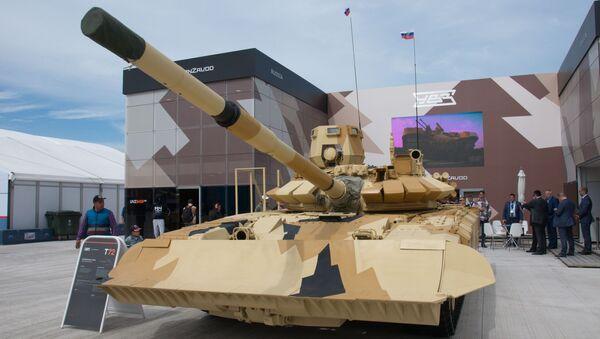 Модернизированный танк Т-72 - Sputnik Italia