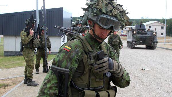 Soldato lituano - Sputnik Italia