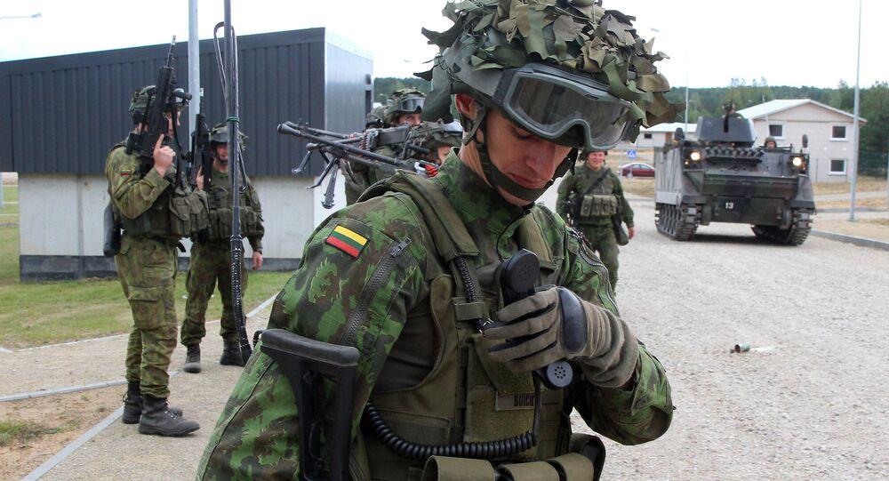 Soldato lituano