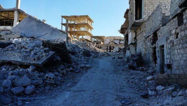 Aleppo, Siria - Sputnik Italia