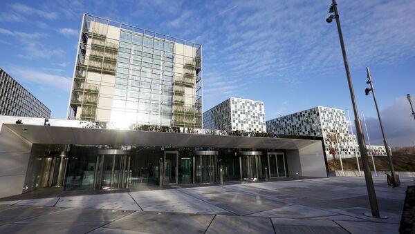 Corte penale internazionale dell'Aja - Sputnik Italia