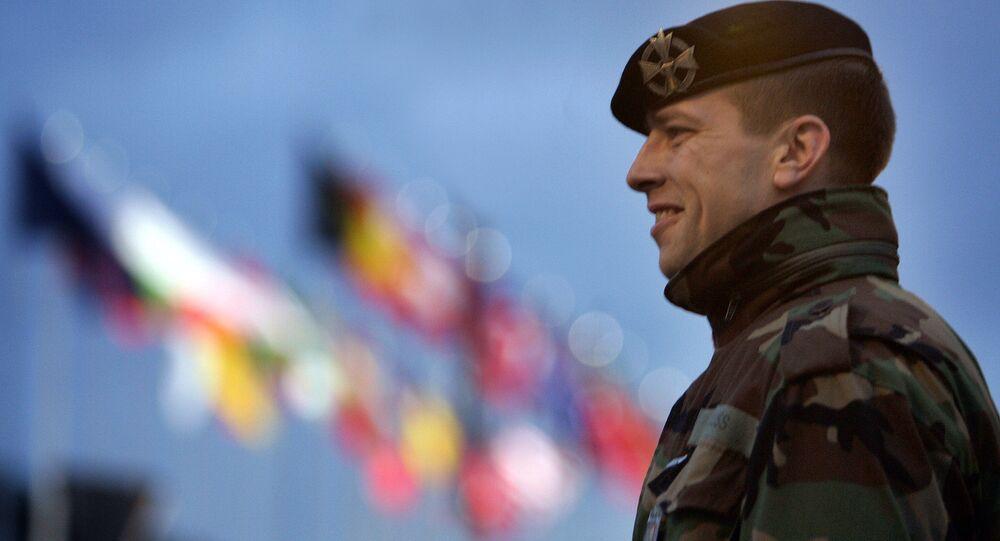 Soldato lettone