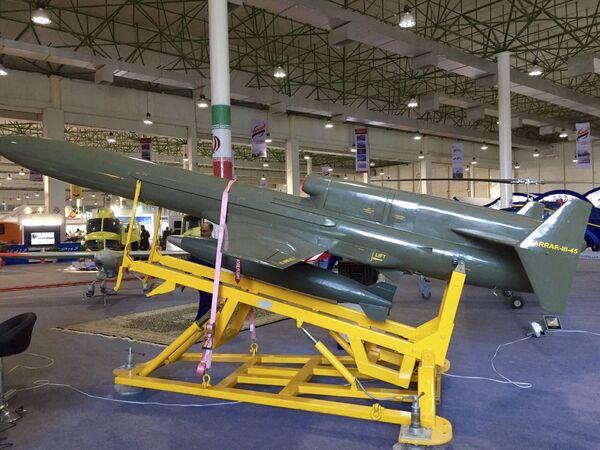 Iran Air Show 2016 - Sputnik Italia