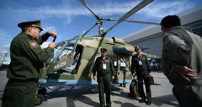 Elicottero multifunzionale leggero Ka-226T
