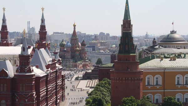 View of State Historical Museum and Red Square - Sputnik Italia