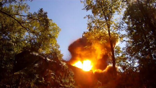La Giornata delle forze missilistiche e dell'artiglieria russe - Sputnik Italia