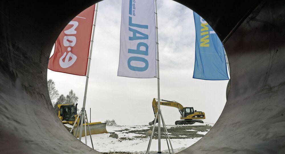 Il gasdotto OPAL