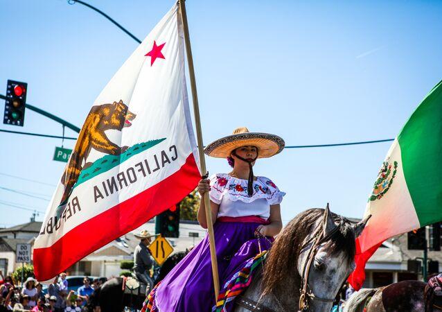 Bandiera della California
