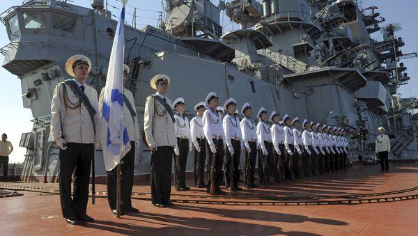 Presso base militare russa di Tartus, Siria - Sputnik Italia