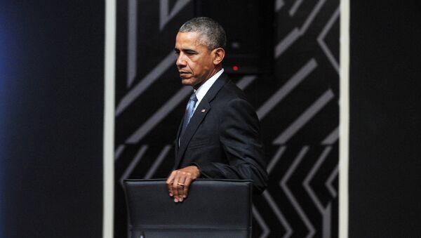 Barack Obama al vertice APEC in Perù - Sputnik Italia