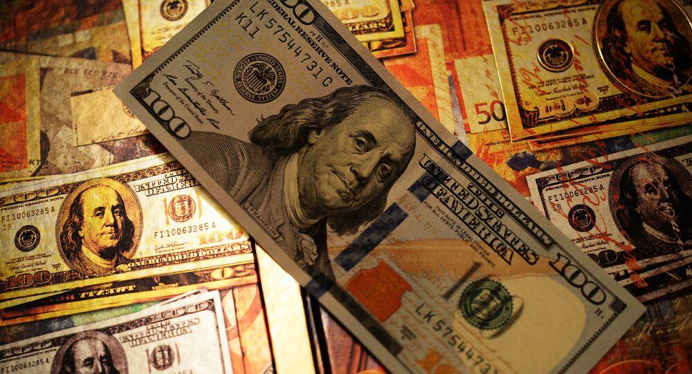 I soldi, dollari americani