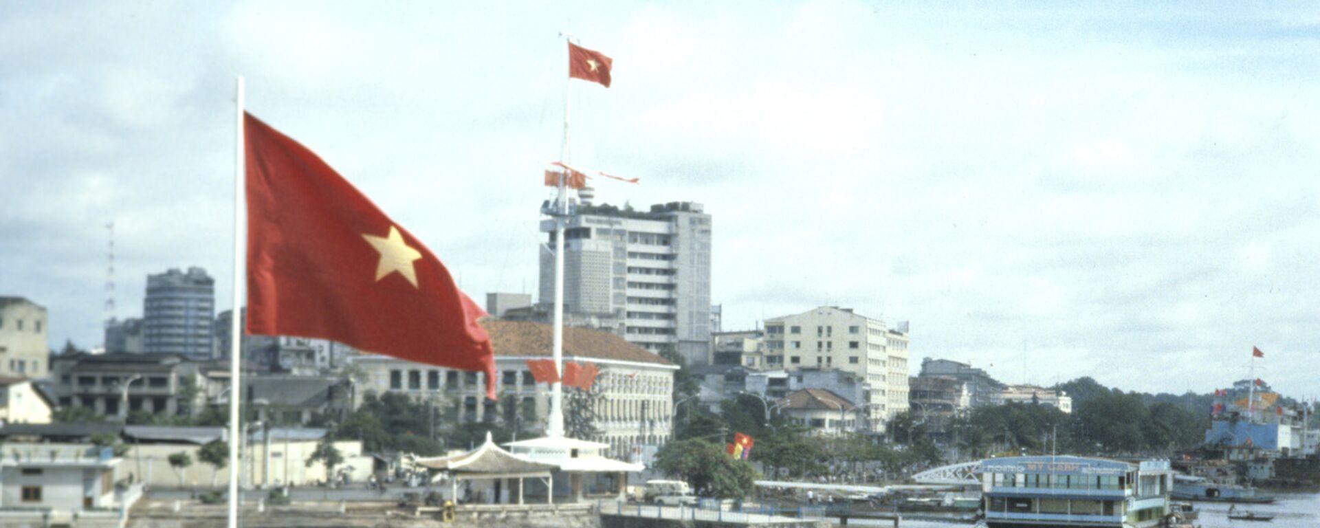 La bandiera del Vietnam - Sputnik Italia, 1920, 29.05.2021