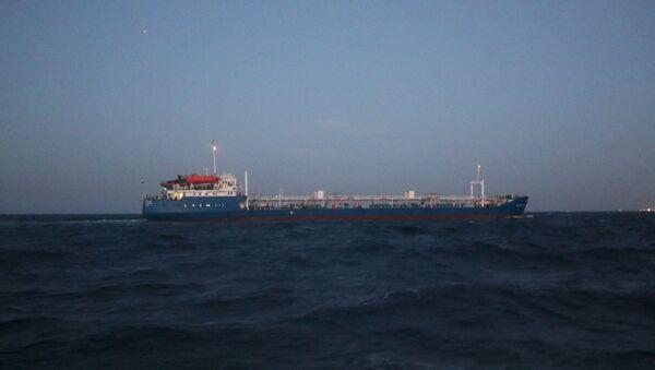 Nave cisterna russa - Sputnik Italia
