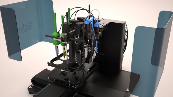 Bioprinter didentro - Sputnik Italia