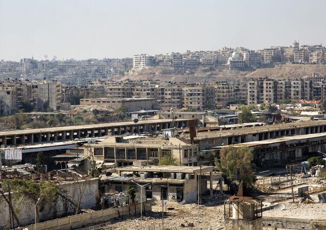 Zone orientali di Aleppo