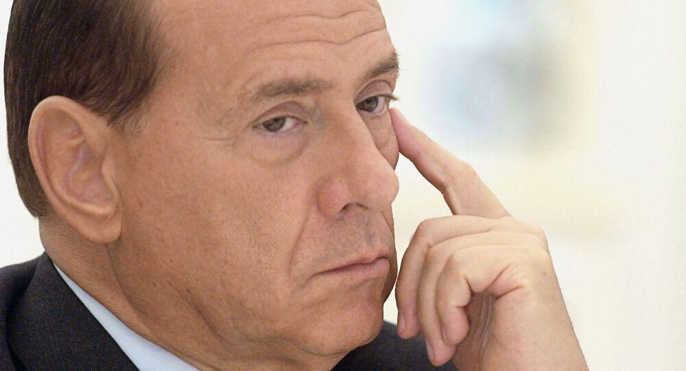 """Silvio Berlusconi parla di una """"miopia dell'Occidente"""
