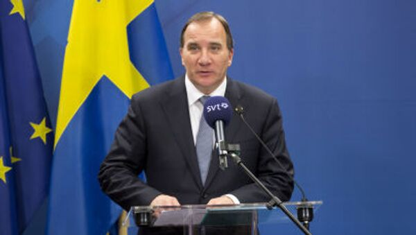 il premier svedese Kjell Stefan Löfven - Sputnik Italia