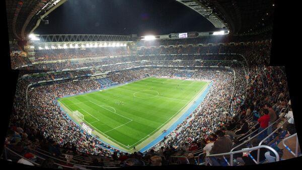 Estadio de Real Madrid - Sputnik Italia
