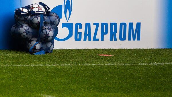 Gazprom sponsor della Champions League. - Sputnik Italia