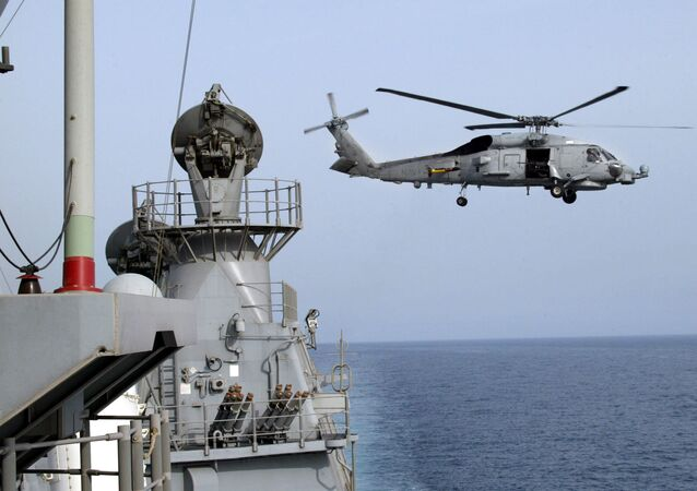 US SH-60 Seahawk