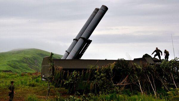 Sistema di difesa costiera Bastion - Sputnik Italia