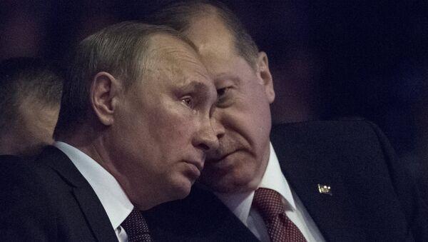 Vladimir Putin e Recep Tayyip Erdogan - Sputnik Italia