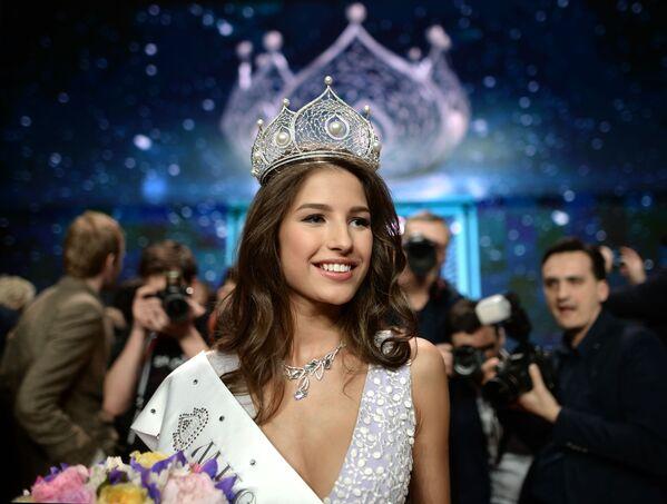 Le candidate russe a Miss Mondo e Miss Universo - Sputnik Italia